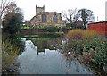 TA0322 : St. Mary's Church, Barton Upon Humber by David Wright