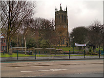 SD7807 : The Church of St Thomas and St John with St Philip, Radcliffe by David Dixon