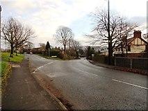 NZ1558 : Strathmore Road by Robert Graham