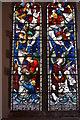 TR0624 : Window, St Nicholas' church, New Romney by Julian P Guffogg