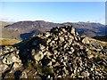 NY0914 : Crag Fell Summit Cairn by Rude Health