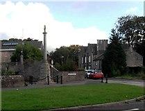SO6302 : War memorial, Church Road, Lydney by nick macneill