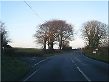 SM9235 : A487 near Brwynant by Colin Pyle