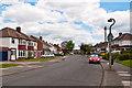 TQ4765 : Eldred Drive by Ian Capper