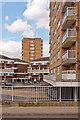 TQ4766 : Hollingbourne and Bekesbourne Towers by Ian Capper