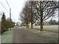 TL3445 : Bridge Street, Whaddon by David Purchase