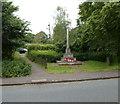ST5377 : Shirehampton War Memorial, Bristol by Jaggery