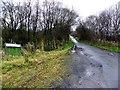 H5172 : Crocknacor Road by Kenneth  Allen