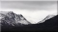 NH9603 : The Lairig Ghru by Dorothy Carse