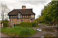 TQ4756 : North Lodge by Ian Capper