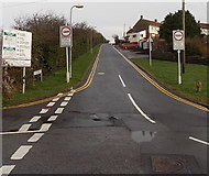 ST1166 : Clive Road, Barry Island by Jaggery