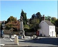 ST7593 : War memorial, Wotton-Under-Edge by nick macneill