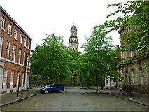 SJ8298 : St Philip with St Stephen, Salford by Carroll Pierce