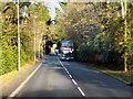 SY9390 : A351 Sandford Road by David Dixon