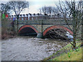 SD7909 : Warth Bridge by David Dixon