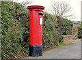 J3571 : Pillar box, Belfast by Albert Bridge