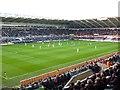 SS6695 : Liberty Stadium, Swansea by Robin Drayton