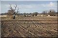 SK8771 : Harby farmland by Richard Croft