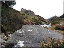 J3629 : The Annesley Ice House from the left bank of the Glen River by Eric Jones