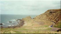 C9444 : The road down to the Giant's Causeway by Ian S