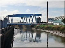 TA1031 : Ferry Lane Bridge, Kingston upon Hull by Bernard Sharp