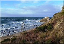 NS2109 : Barwhin Point View by Mary and Angus Hogg