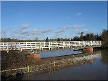TQ5203 : White Bridge by Simon Carey