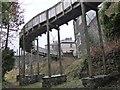 NT2540 : Access ramp to Peebles Old Parish Church by Jim Barton