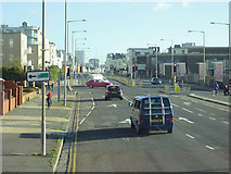 TQ2804 : Kingsway in Hove, Sussex by Roger  Kidd