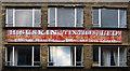 TQ3381 : Ghost sign, Wilkes Street, Spitalfields by Julian Osley