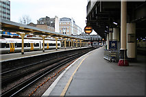 TQ2878 : Victoria Station by roger geach