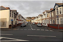 ST3288 : Rosslyn Road, Maindee, Newport by Jaggery
