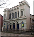 ST1876 : Grade II* listed Tabernacle, Cardiff by Jaggery