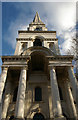 TQ3381 : Christ Church, Spitalfields by Julian Osley