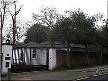 TQ2372 : The Chapman Lodge, Wimbledon by David Anstiss