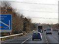 SU3516 : M27 Eastbound by David Dixon