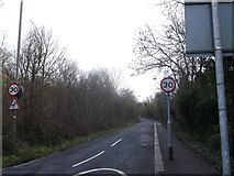 TQ2274 : Telegraph Road, Putney Heath by David Anstiss