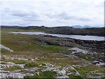 NR3593 : Isle of Colonsay: towards Port Lobh by Chris Downer