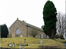 NY9257 : St. Helen's Church, Whitley Chapel by Andrew Curtis
