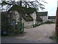SU1698 : Thatched cottage, Whelford by Vieve Forward