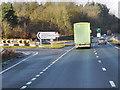 SU4462 : A34/A343 Junction by David Dixon
