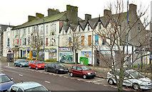 J5081 : Queen's Parade site, Bangor (2013-4) by Albert Bridge