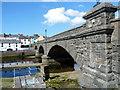 SN5881 : Trefechan Bridge,  Aberystwyth by Jaggery