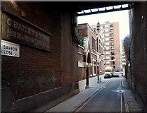 TQ3081 : Great Ormond Street Area, WC1 by David Hallam-Jones