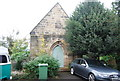 TQ5840 : Former Chapel, Woodbury Park Cemetery by N Chadwick