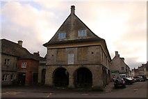 SO8700 : The Market House in Minchinhampton by Steve Daniels
