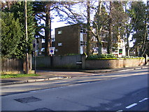 TL1314 : Byron Road, Harpenden by Adrian Cable