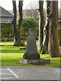 NS3980 : 150th Anniversary Memorial at Our Lady and St Mark's by Lairich Rig