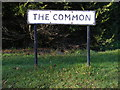 TL1116 : The Common sign by Adrian Cable