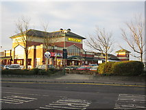 NS3421 : Morrisons Superstore by Billy McCrorie
